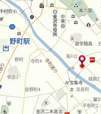 区分マンション-金沢市菊川1丁目 その他