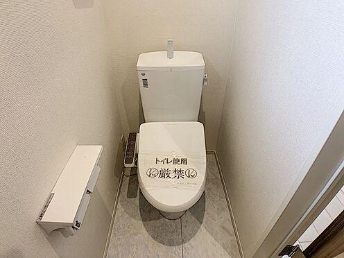 戸建賃貸-名古屋市南区赤坪町 トイレ