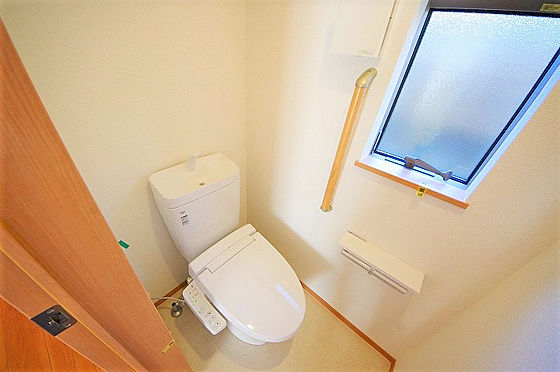 新築一戸建て-仙台市太白区鈎取1丁目 トイレ