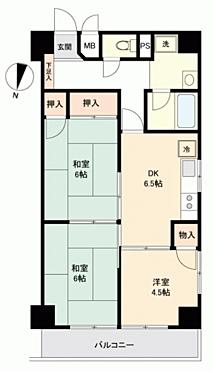 マンション(建物一部)-千葉市中央区中央3丁目 間取り