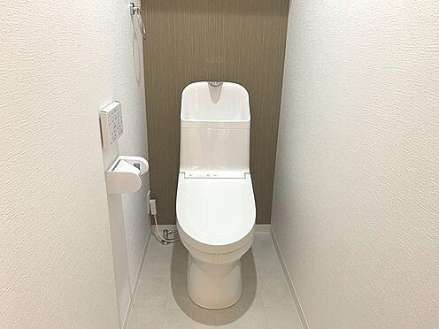 新築一戸建て-高槻市栄町2丁目 トイレ