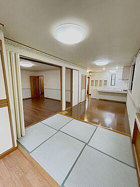 戸建賃貸-浦安市舞浜3丁目 くつろぎの和室スペース。