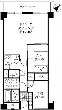マンション(建物一部)-敦賀市鉄輪町1丁目 間取り