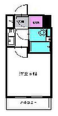 マンション(建物一部)-宇都宮市三番町 間取り