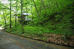040703軽井沢町 千ヶ滝別荘地内の土地