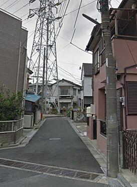 アパート-さいたま市南区大字広ヶ谷戸 前面道路