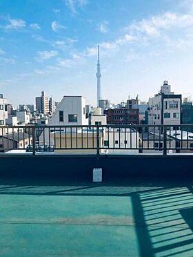 店舗・事務所・その他-台東区日本堤1丁目 バルコニー