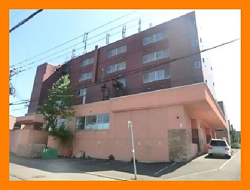 店舗付住宅(建物全部)-札幌市南区南沢四条3丁目 外観