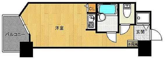 マンション(建物一部)-久留米市諏訪野町 間取り