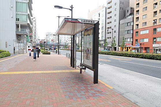 建物一部その他-品川区大崎4丁目 大崎警察署バス停