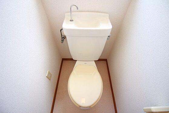 アパート-横須賀市長沢3丁目 トイレ
