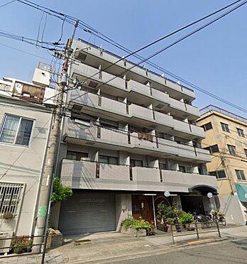 マンション(建物一部)-大阪市天王寺区餌差町 外観