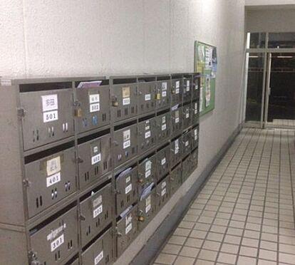 マンション(建物一部)-大阪市住吉区住吉1丁目 メールボックス