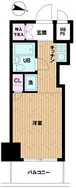 マンション(建物一部)-横浜市磯子区中原1丁目 間取り