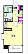 マンション(建物一部)-福岡市東区箱崎3丁目 間取り