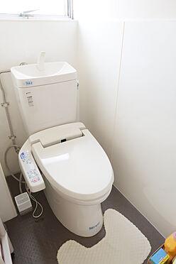 中古マンション-目黒区柿の木坂3丁目 トイレ