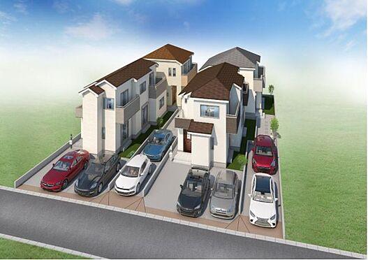 新築一戸建て-武蔵野市境南町5丁目 外観