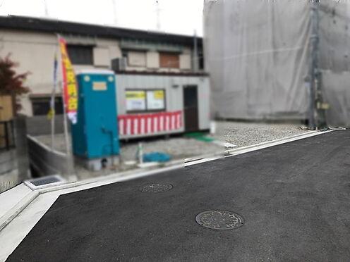 土地-岸和田市池尻町 外観