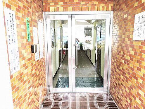 中古マンション-新宿区西早稲田3丁目 マンションエントランス