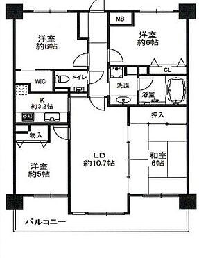 マンション(建物一部)-大和高田市三和町 間取り