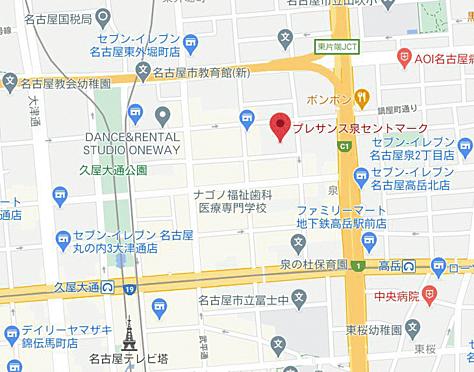 マンション(建物一部)-名古屋市東区泉1丁目 その他