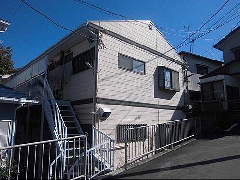 アパート-横浜市磯子区杉田5丁目 外観