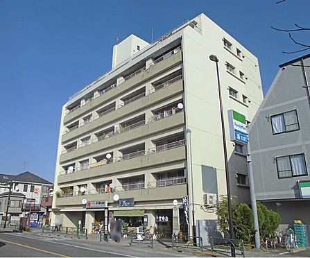店舗事務所(建物一部)-小金井市桜町1丁目 外観