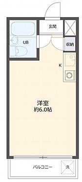 マンション(建物一部)-尼崎市南塚口町6丁目 間取り