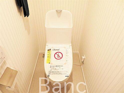 中古マンション-北区王子1丁目 トイレ