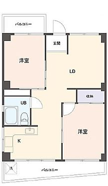 マンション(建物一部)-神戸市東灘区甲南町4丁目 開口を多く設け、採光と通風に配慮した物件