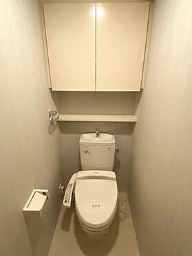 マンション(建物一部)-船橋市三山8丁目 トイレ
