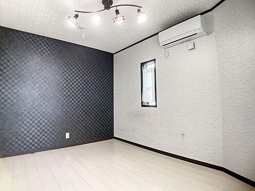 戸建賃貸-豊明市栄町大蔵下 居室はすべて6帖以上、広々とお使いいただけます。