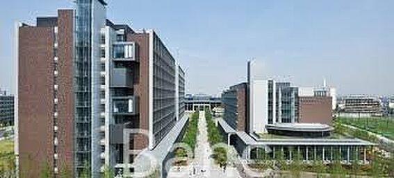 中古マンション-葛飾区水元1丁目 私立東京理科大学葛飾キャンパス 徒歩20分。 1550m