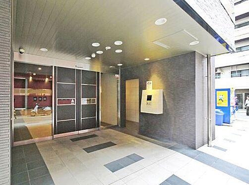 マンション(建物一部)-神戸市中央区二宮町3丁目 オートロック完備の綺麗なエントランス