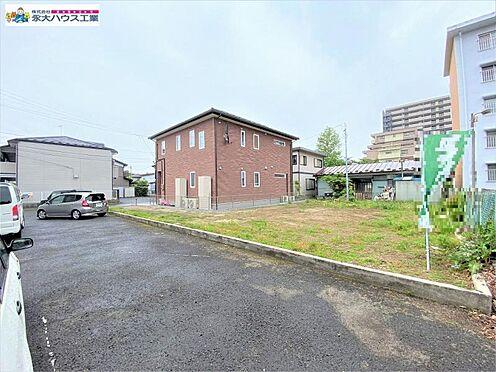 新築一戸建て-仙台市若林区南小泉 外観