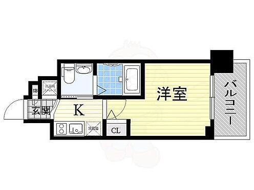 マンション(建物一部)-大阪市淀川区新北野3丁目 浴室乾燥機があり、便利です。また、2点セパレートだから清潔感もあり。
