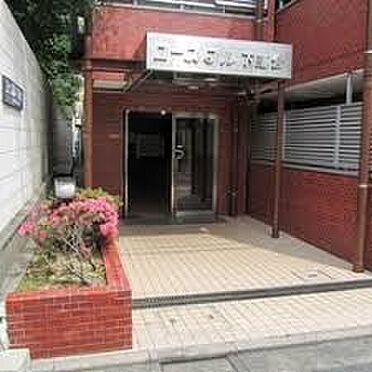 マンション(建物一部)-新宿区上落合1丁目 玄関