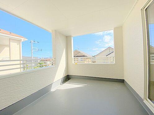 新築一戸建て-仙台市泉区向陽台2丁目 バルコニー