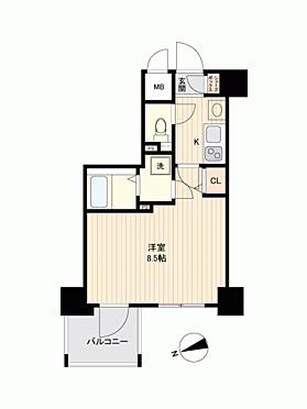 マンション(建物一部)-名古屋市中区大須3丁目 間取り