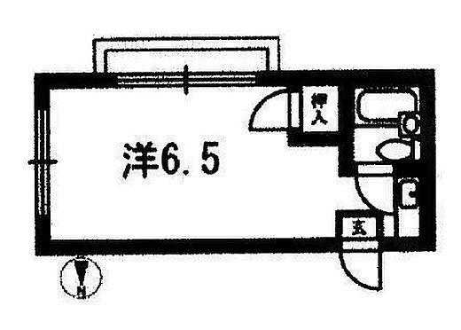 マンション(建物全部)-京都市北区大宮西小野堀町 間取り