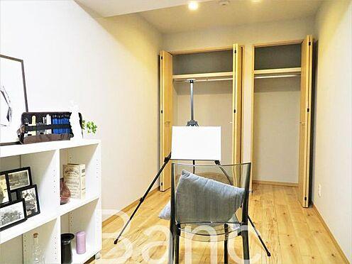 中古マンション-渋谷区元代々木町 各居室収納あります