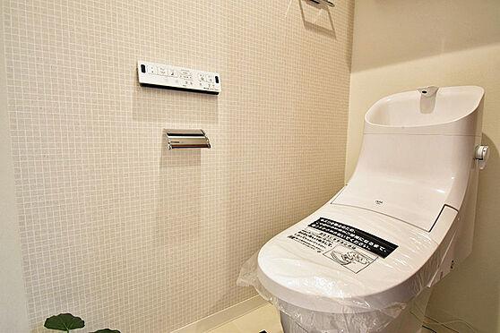 中古マンション-小金井市本町4丁目 トイレ