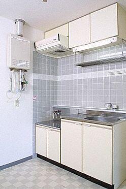 マンション(建物一部)-江別市野幌末広町 キッチン