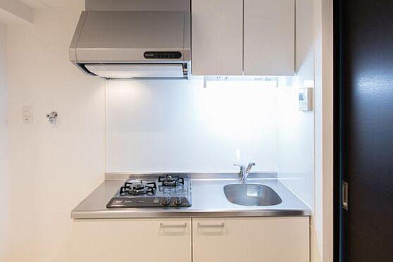 一棟マンション-新宿区新宿5丁目 キッチン