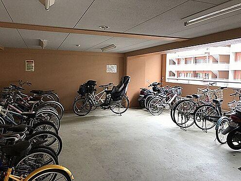 マンション(建物一部)-神戸市北区緑町8丁目 屋内駐輪場・バイク置き場