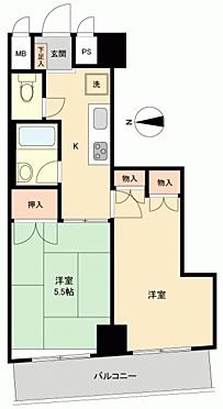 マンション(建物一部)-台東区松が谷3丁目 間取り