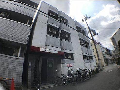 一棟マンション-大阪市東住吉区照ケ丘矢田3丁目 外観