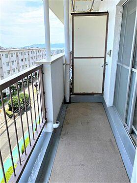 マンション(建物一部)-神戸市垂水区上高丸1丁目 バルコニー