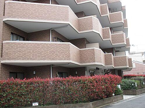 区分マンション-八王子市大塚 セキュリティ重視のお洒落なマンション。