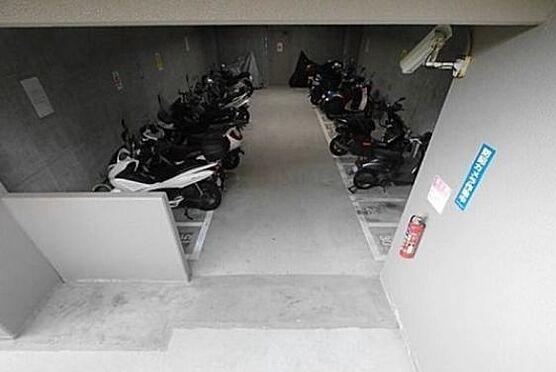 マンション(建物一部)-神戸市北区大原3丁目 バイク置き場あり
